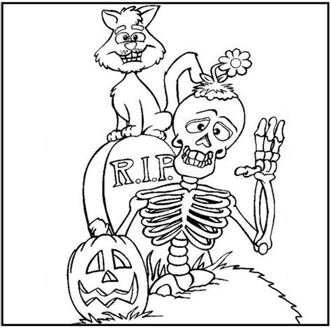 halloween coloring pages a4 60 best halloween images on pinterest coloring pictures