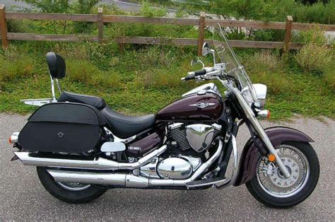 2009 Suzuki Boulevard C50 Buy 2009 Suzuki Boulevard C50 Cruiser On 2040motos