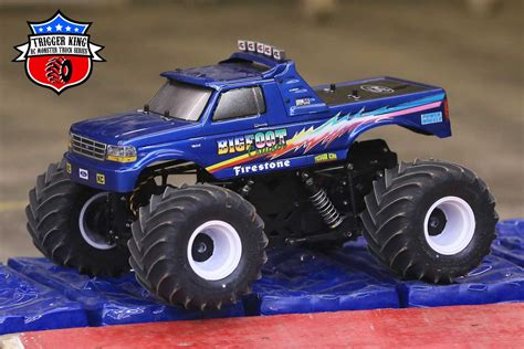 monster trucks bigfoot videos bigfoot monster truck toy www pixshark com images