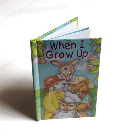 grow books when i grow up book for