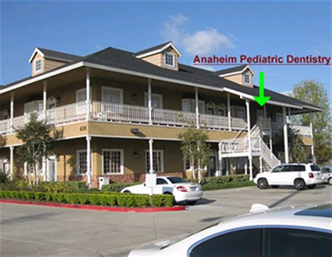 anaheim pediatric dentistry map directions  phone number
