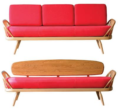 british couch made good best of british ercol studio couch day bed sofa