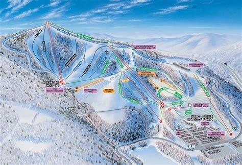 Winterplace Cabins by Winterplace Resort Ski Mountain Stats