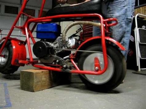 doodlebug mini bike header doodlebug minibike with gx200 clone and custom