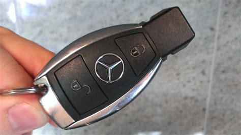 Mercedes Key Fob Battery Replacement by Mercedes Key Battery Change A Class Replace Remote Fob A