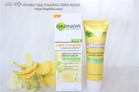 Garnier White Speed Scrub review garnier ligh complete white speed im piccha