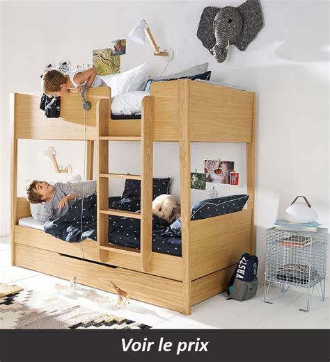 Lit Superpose Avec Tiroir by Lit Superpos 233 Enfant Quel Mod 232 Le Choisir Pour Gagner En