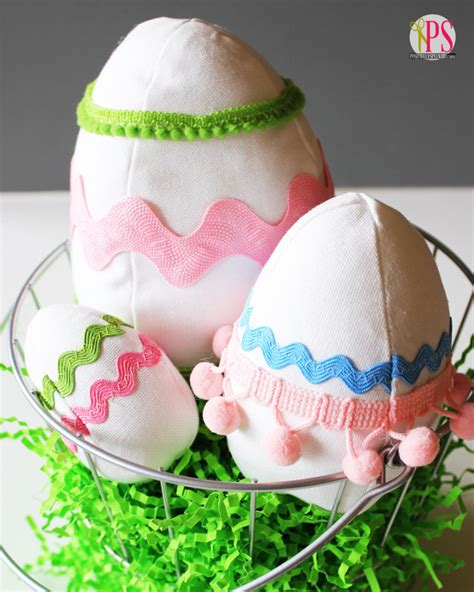 free pattern for fabric easter eggs fabric easter egg craft pattern