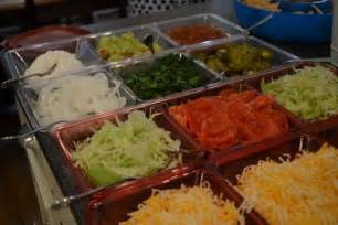 Potato Toppings Potato Bar The Easiest Way To Feed A Crowd A Taco Bar