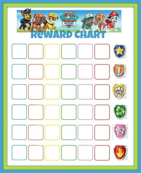 Paw Patrol Beloningskaart   Opvoeding Kinderen   Pinterest   Beloningentabel, Beloningssysteem