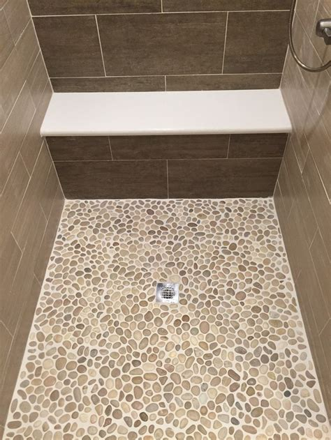 pebble tiles for bathroom best 20 pebble shower floor ideas on pinterest pebble