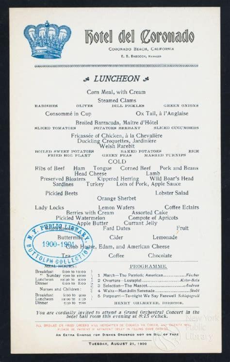 hotel coronado room service menu 1000 images about oh waiter on lunch menu menu design and breakfast menu