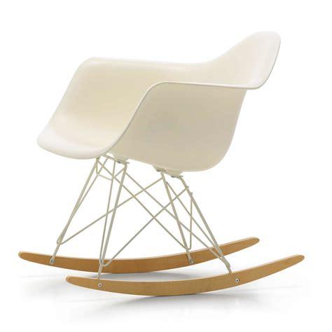 eames plastic armchair rar rar rocking armchair by vitra in the shop