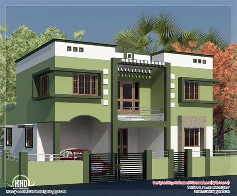 house designs tamilnadu tamilnadu style minimalist 2135 sq feet house design kerala home design and floor plans