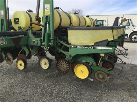 Deere 7200 Planter by 1991 Deere 7200 Planter Findlay Oh Machinery Pete