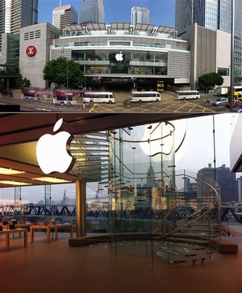 apple hongkong inside the gigantic hong kong apple store techeblog