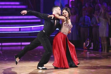 val chmerkovskiy i was in love with danica mckellar dancing with the stars season 18 opening night recap