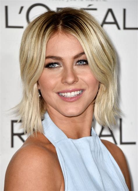 2014 hairstyle for thick hair best layered razor cut from lisa how to style julianne hough layered razor cut