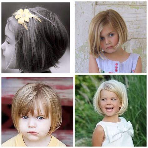 kurzer kinderbob maedchen haarschnitt frisur kinder