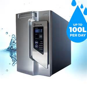 Reverse osmosis water filtration system naturopathic care
