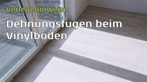 Fliesen Dehnungsfuge by Vinylboden Dehnungsfugen