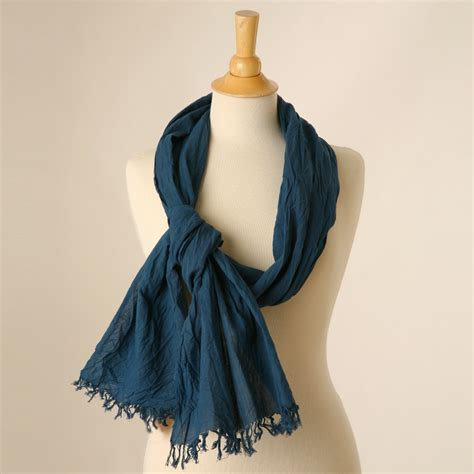 crinkle scarf womens apparel at vickerey