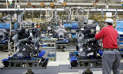nissan factory in japan nissan suspends production at fukushima engine plant in