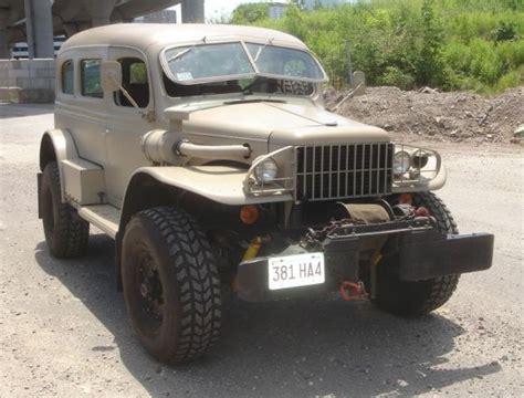 1942 wc 12 dodge power wagon autos post