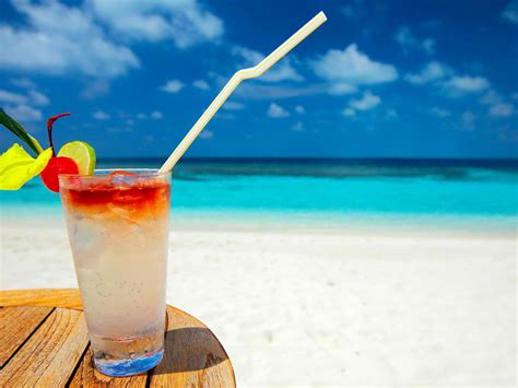 cocktail drinks on the beach cocktails images beach cocktail hd wallpaper and