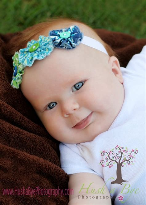 adorable baby headband kylah s baby blues by pin by tracy clark on beautiful and babies