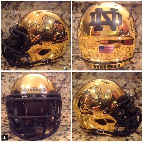 helmet design ireland 17 best images about nd football helmets on pinterest
