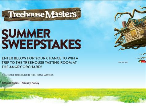 Angry Orchard Bar Stool by Angry Orchard Treehouse Masters Sweepstakes Sweepstakes