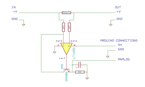 how to calculate current sensing resistor dc shunt archived forum