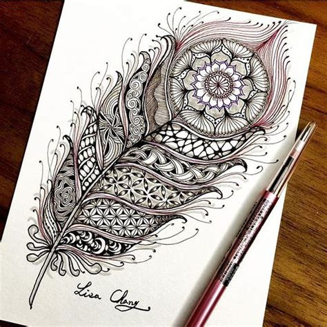 zentangle tattoo animal mulpix zendala zentangle mandala lisa taipei taiwan