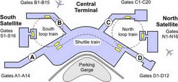 Seattle Airport Map by Seatac Airline Map Pictures To Pin On Pinterest Pinsdaddy