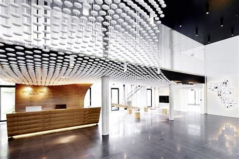 Corporate Interior Concepts by Remarkable Modern Corporate Office Interior Design