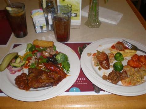 Spanish Food Picture Of The Buffet Las Vegas Tripadvisor Buffet Stratosphere Price