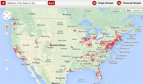at t hotspot map can you track me now visualizing xfinity wi fi hotspot