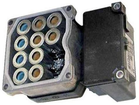 repair anti lock braking 2008 lincoln town car engine control abs control module ebay