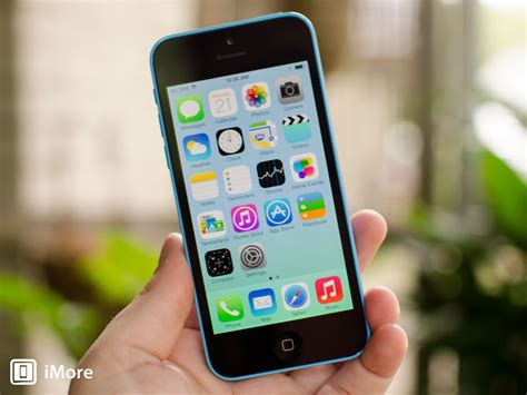 blue iphone 5c photo gallery imore