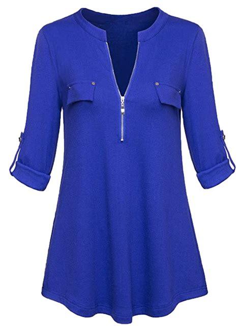 V Knitted Longsleeve s v neck sleeve solid color knit top roawe