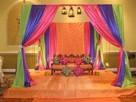 home mehndi decorations ideas mehndi stage decoration