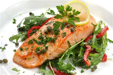 protein 8 oz salmon how much protein do you need kealey