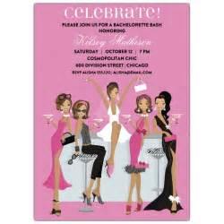 divas american bachelorette invitations paperstyle