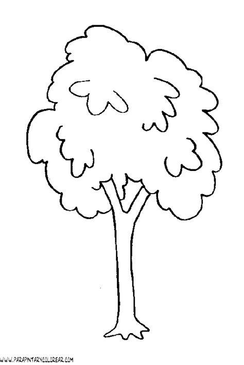 dibujos de rboles para colorear para ni os dibujos de arboles para colorear 027