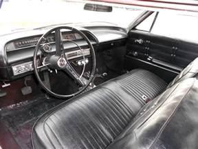 1963 chevrolet impala 2 door coupe 152158