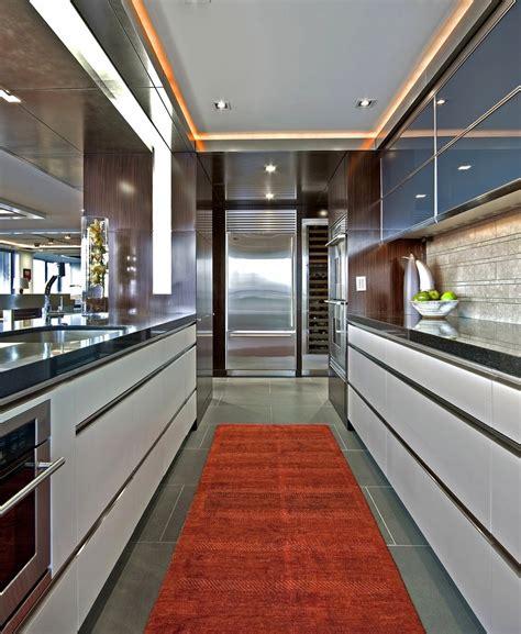 Kitchen Floor Runner Inspired Tikes Chef Kitchen In Kitchen Industrial With New York Apartment Interior