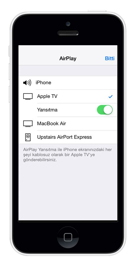 iphone u tv ye aktarma ipod veya iphone un ekranını birebir tv ye aktarma teknodestek