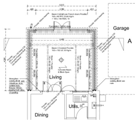 Draw A Floor Plan Online Hiring An Architect To Draw The Extension Plans My Extension
