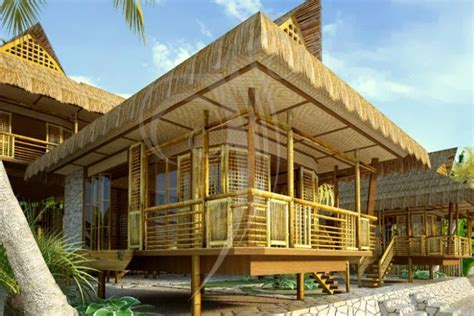 bahay kubo design architecture interior design and render projects by ms